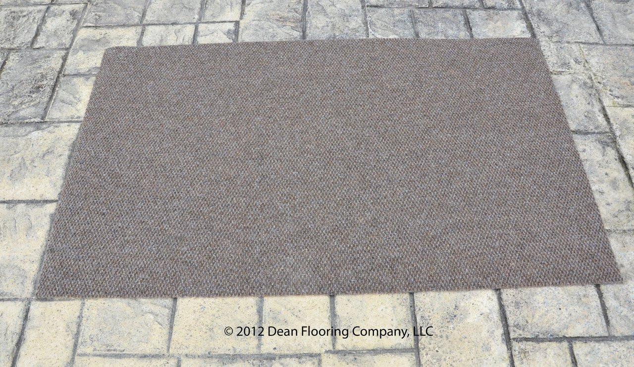 Dean 4 X 6 Indoor Outdoor Beige Carpet Door Mat Rug