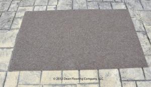 Dean Indoor/Outdoor Walk-Off Entrance Carpet Door Mat/Rug - Beige Sand - 4' x 6'