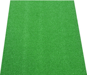 Dean Premium Heavy Duty Indoor/Outdoor Green Artificial Grass Turf Carpet Runner Rug/Putting Green/Dog Mat, Size: 3' x 12'