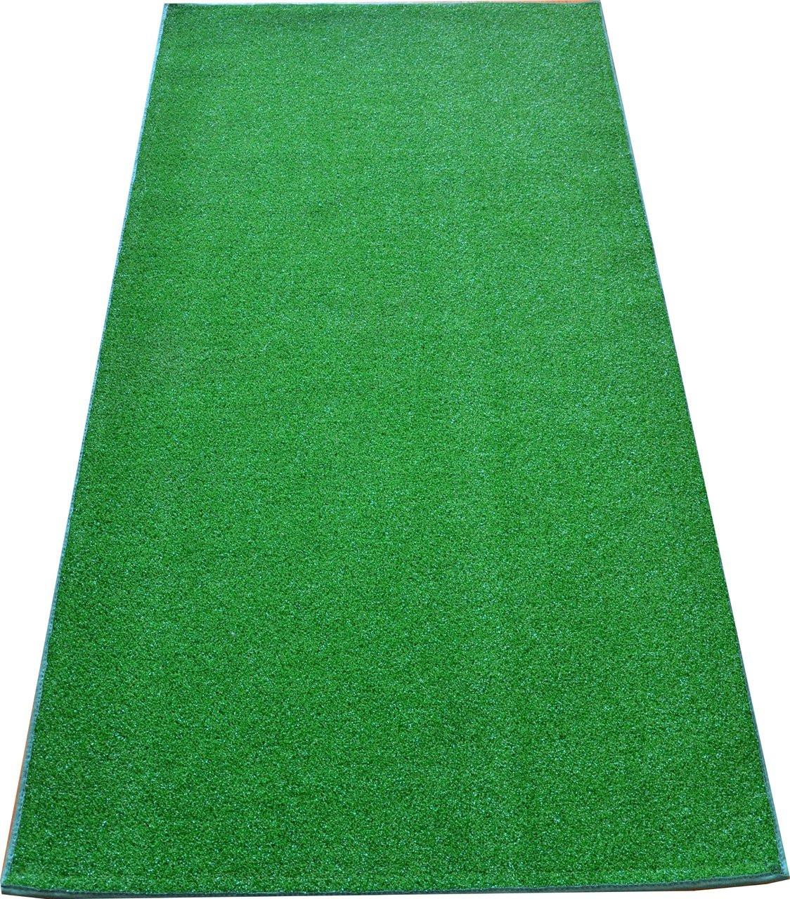 Redhead grass mats think