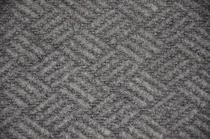 Dean Indoor/Outdoor Contour Gray Patio Deck Boat Entrance Area Rug/Carpet 6'x8'