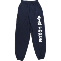 MADE IN USA Jersey Knit Lounge Pants  - Air Force