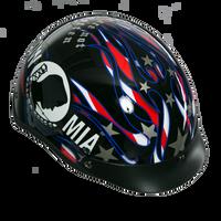 Motorcycle Half Helmet - POW