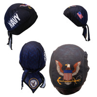Headwrap - Navy