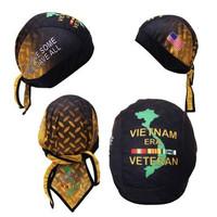 Headwrap - Vietnam Veteran