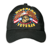 Caps - Disabled Veteran - Marines