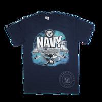 US Navy Graphic T-shirt