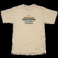 Full Front Iraqi Freedom T-shirt