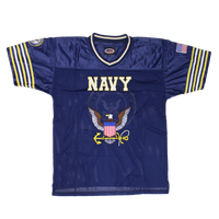 US Navy Football Jersey