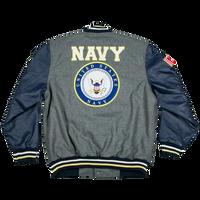 Jackets - Varsity - Navy