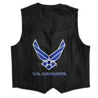 Vest - Leather - Air Force