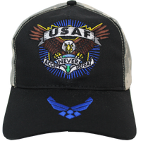 MADE IN USA Caps Defender - Air Force