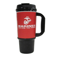 MADE IN USA Travel Mugs - Marines