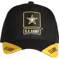 US Army 3D Embroidered 3-Way Cap