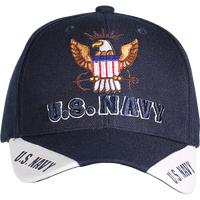 Caps - 3-Way - Navy