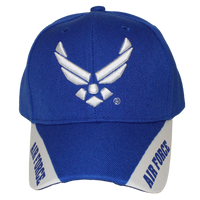 US Air Force 3D Embroidered 3-Way Cap