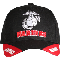 US Marines 3D Embroidered 3-Way Cap