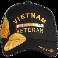 Caps - Medal - Vietnam Veteran
