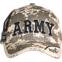 Caps - Digital Camo - Army