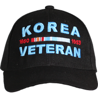 Caps - Korea Veteran