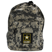 US Army Digital Camo Backpack