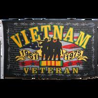 Flag - Vietnam Veteran