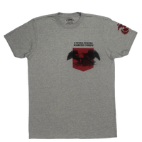 MADE IN USA Colored Pocket  T-Shirt - Marines