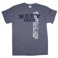 US Navy Vintage Wash T-shirt