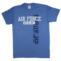 US Air Force Vintage Wash T-shirt