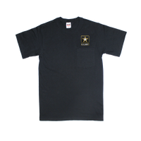 T-Shirts - Pocket - Army