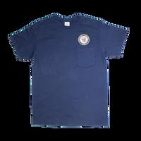 T-Shirts - Pocket - Navy Navy