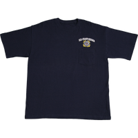 T-Shirts - Pocket - Coast Guard