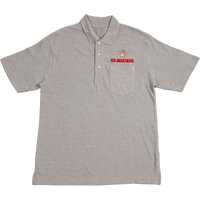 Golf Shirts - Pocket - Marines 5 --00805-0