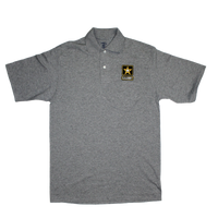 Golf Shirts - Pocket - Army
