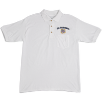 Golf Shirts - Pocket - Coast Guard