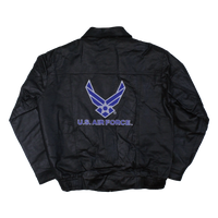 US Air Force Leather Jacket