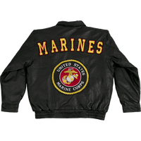 Jackets - Leather - Marines