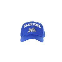 Caps - Air Force With Jet
