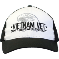 MADE IN USA Don't mess with the Best Caps - Vietnam Vet