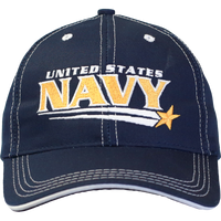 MADE IN USA Shooting Star Cap - Navy