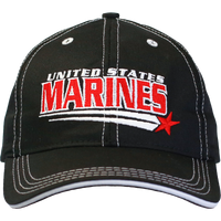 MADE IN USA Shooting Star Cap - Marines