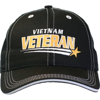 MADE IN USA Shooting Star Cap - Vietnam Vet