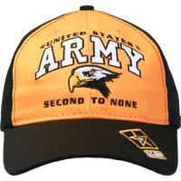 Made in the USA: US Army Second to None Cap
