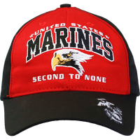 MADE IN USA Second to None Cap - Marines