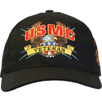 MADE IN USA Caps Veteran - Marines