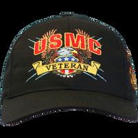 MADE IN USA Caps Veteran - Marines