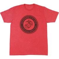 USA Made Inside Out T-Shirt - Marines