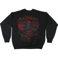 MADE IN USA Sweatshirts  - Marines