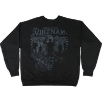 MADE IN USA Sweatshirts  - Vietnam Vet