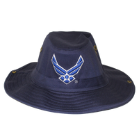 Military Hunter Hats - Air Force - Color Navy